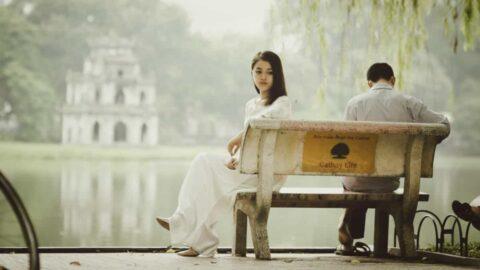 Desilusión de pareja