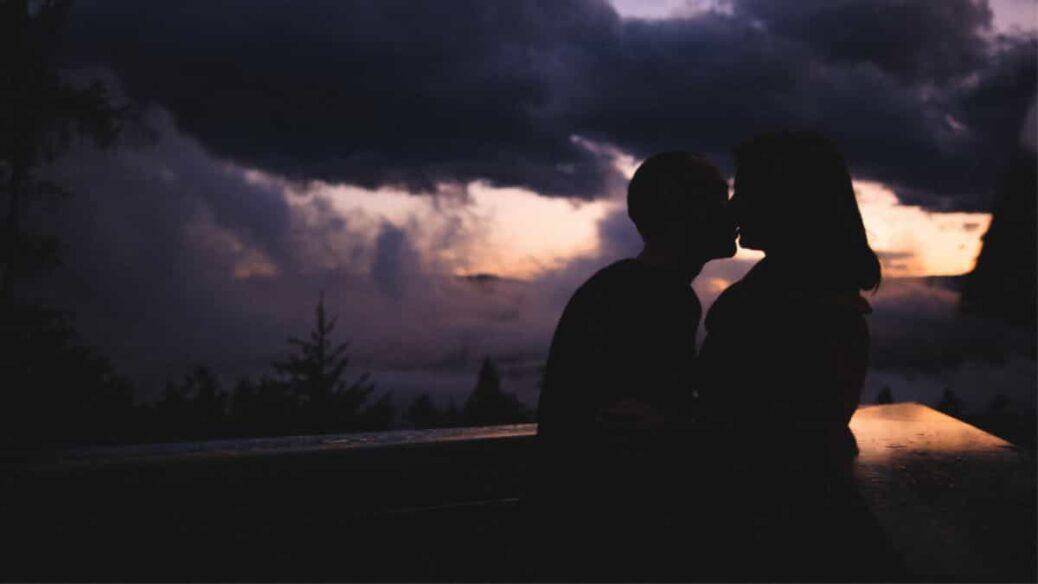 el primer beso, primer beso en una relacion, cuando dar el primer beso, donde no dar el primer beso