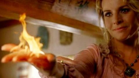 Piroquinesis: el poder de controlar el fuego